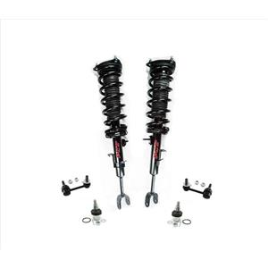 Front Spring Struts + Chassis 6PCS 03-07 Infiniti G35 Coupe Sport Suspension RWD