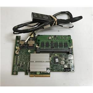 Dell Perc H700 512MB Cache 6Gb/s H2R6M XXFVX with Cable A and Battery