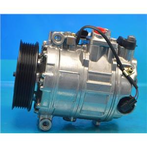 AC Compressor fits Mercedes C CL CLK CLS E GL ML R S SL (1 Year Warranty) R97356