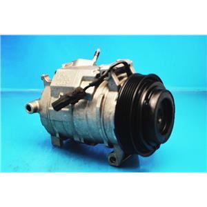 AC Compressor Fits 2007 Chrysler 300 & Dodge Charger Magnum (1YW) R97389