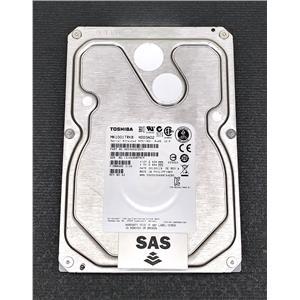 """Toshiba MK1001TRKB 1TB 3.5"""" 7.2K SAS 6.0 Gb/s HDD 16MB Cache HDD3A02HZK51"""