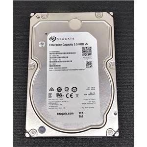 "Seagate ST1000NM0045 Enterprise Capacity 3.5 HDD v5 1TB 3.5"" 7.2K 12Gb/s SAS"