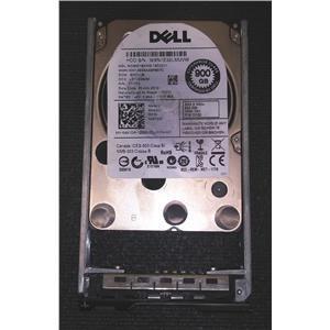Dell 4X1DR 900GB 10K 6Gbps SAS 2.5'' HDD WD9001BKHG-18D22V1 w/ R-series Tray
