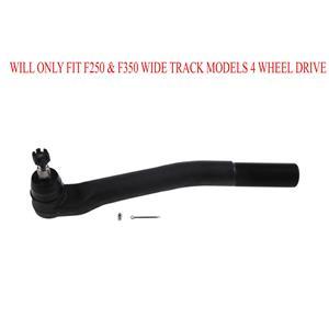 Left Tie Rod CF8C3Z3A131C 1 9/16 For 11-16 Ford F250 Super Wide Track 4 Wheel Dr
