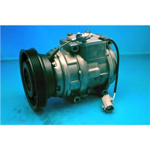 AC Compressor Fits Toyota Camry Celica Solara (1 year Warranty) R57398