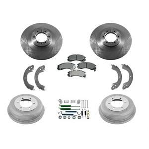 Fits 97-04 Mitsubishi Montero Sport W/ 15 Inch Rims & with REAR Drum Brakes Kit