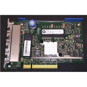 HP 789897-001 1 Gigabit 4-Port Ethernet Network Adapter 331FLR 629135-B21