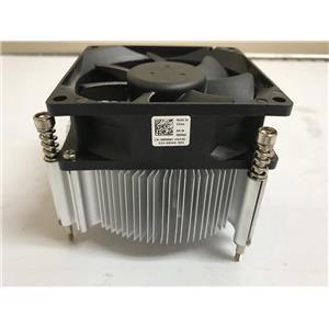 Dell OptiPlex 7010 9010 T1700 3020 9020 CPU Cooling Heatsink Fan 89R8J 089R8J