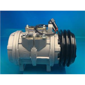 A/C Compressor fits Chrysler Town & Country Dodge Plymouth (1YW) New 57102