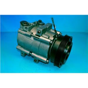 AC Compressor Fits 2001 2002 2003 2004 Hyundai Santa Fe (1YW) Reman 57187