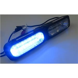 Whelen AVN2RB Dual Avenger Super LED Dashlight 12VDC RED / BLUE FLASHING