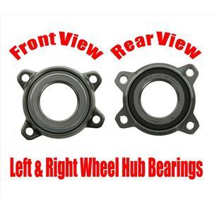 (2) Front or Rear Wheel Bearings for Volkswagen Touareg 11-16 REF 7P0-498-287