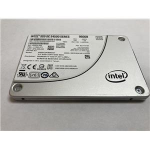 """Intel SSD DC Series S4500 960GB 2.5"""" SATA III SSDSC2KB960G7"""