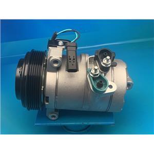 AC Compressor Fits 2007 2008 2009 2010 2011 Jeep Wrangler (1YW) New 98484
