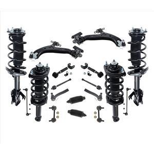 Front & Rear Struts Control Arms Links 18 Pcs Kit for 12-14 Honda CR-V CRV