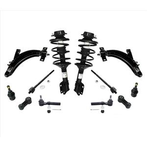 Front CompleteSpring Struts Assembly 2 For 00-04 Outback Non Electronic 12Pc