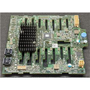 """Dell PowerEdge T430 T630 Server HDD Backplane Board XWP8P 16-Bay 2.5"""""""