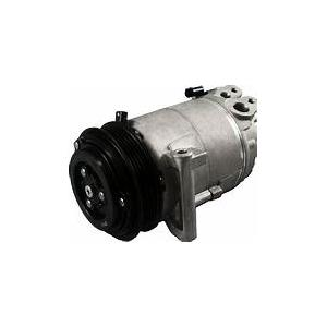 AC Compressor fits 2013 Dodge Dart 1.4L (One Year Warranty) Reman 198298