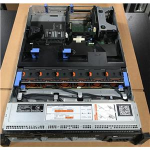 "Dell PowerEdge R720 8-Bay 3.5"" LFF 2U Barebones Server 2x 750W PSU"