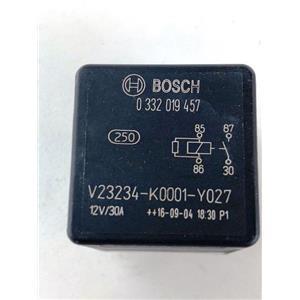 Bosch 0332019457 Multi Purpose Relay 12V / 30A 5 PIN 61368373700
