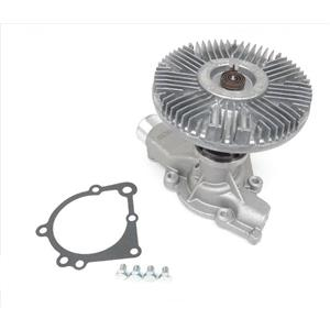 Tested Water Pump & Fan Clutch Fits For Jeep Grand Cherokee 4.0L 1993-98
