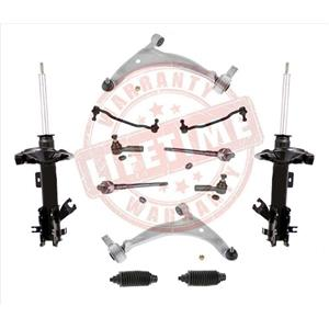 Control Arms Tie Rods Sway Bar Struts for Nissan Altima 02-06 & Maxima 04-08