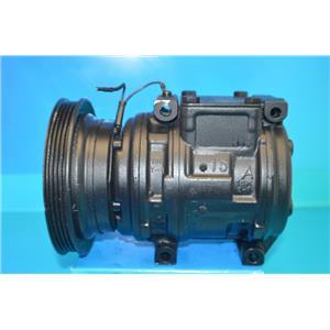 AC Compressor Fits 1993 1994 1995 Hyundai Scoupe (1 Year Warranty) R77329