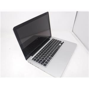 Apple MacBook A1278 Early 2010 13' w/Core 2 Duo P8600 4GB RAM 250 GB HDD