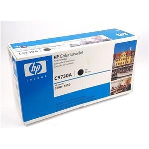 NEW Genuine HP C9730A Toner Cartridge HP Laserjet 5500 5550