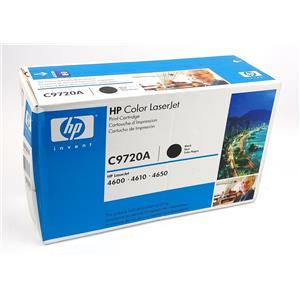 NEW Genuine HP C9720A Toner Cartridge HP Laserjet 4600 4610 4650