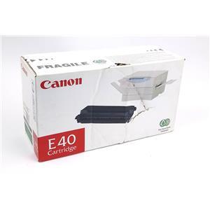 NEW Genuine Canon E40 Toner Cartridge 491A00292CA PC 700 / 900 Series Black