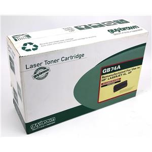 NEW Guy Brown GB74A Laser Toner Cartridge Replacement for HP LaserJet 92274X