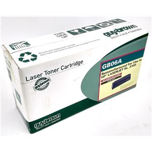 NEW Guy Brown GB06A Laser Toner Cartridge Replacement for HP LaserJet C3906A