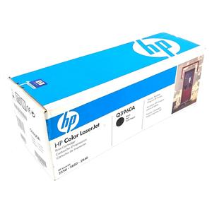 NEW Genuine HP Q3960A Black Toner Cartridge HP Laserjet 2550 2820 2840