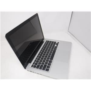 Apple MacBook Pro A1278 Mid 2009 15' w/ C2D P8700 2.53 GHz 250 GB HDD 4 GB