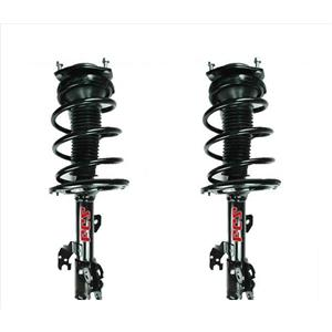 Front Left & Right Complete Coil Spring Struts for 07-11 Toyota Camry V6 3.5L