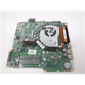 HP 15 NoteBook laptop motherboard DA0U93MB6D2 w/AMD A6-5200 2.0 GHz
