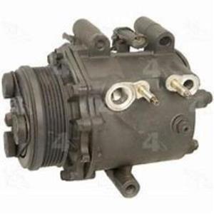 AC Compressor Fits Terraza Uplander Montana Relay  (1 Year Warranty) R97482