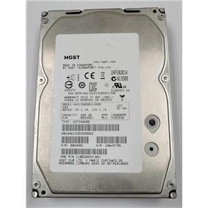 """Hitachi B24502 HUS156060VLS600 600GB SAS 6 Gbps 3.5"""" 15K 64MB Cache"""