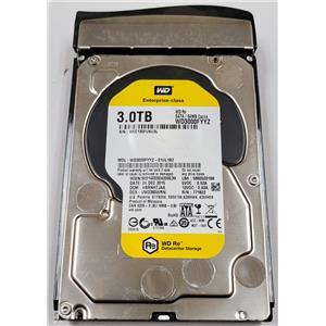 """Western Digital 3TB SATA 3.5"""" 6Gbps 7.2K WD3000FYYZ 64MB Cache HDD"""