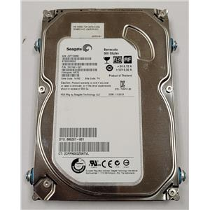 "Seagate Barracuda ST500DM002 500GB 3.5"" 7.2K SATA III HP 636929-001"