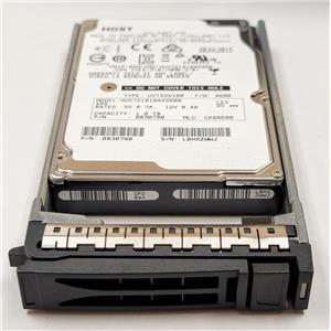"HGST 1TB SAS 7.2K 2.5"" HUC721010ASS600 0B30780 Server Hard Drive"