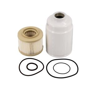 Fits For 06-13 Express Van 6.6L Diesel (1) Water Seperator Fuel Filter Canister