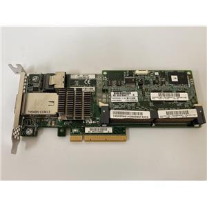 HP Smart Array P222 1GB FBWC 1-Port PCI-E SAS RAID Controller 633537-001