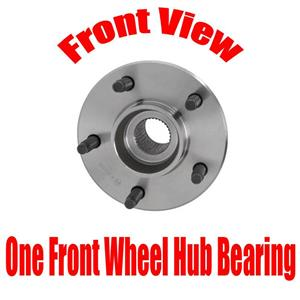 ONE Front Wheel Hub Bearing for Saturn VUE Without ABS 2002-2007 Ref # 513190