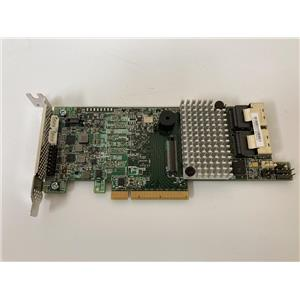 LSI MegaRAID SAS 9271-8i PCI-e 8-Port 6Gb/s RAID