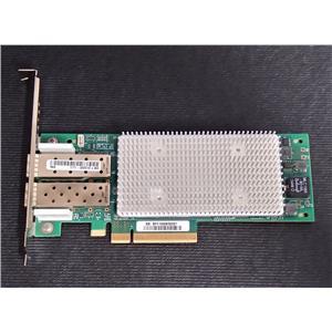 Qlogic QLE2672 HD8310405-31 16Gb Dual Port Fibre Channel HBA High Profile