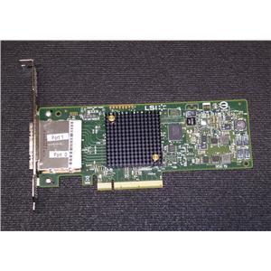 SAS9207-8e LSI SAS 9207-8e 6Gb/s SAS/SATA PCI-E 8 Ports Host Bus Adapter