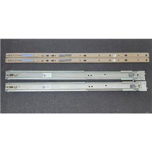Dell 1U Rail Kit R620 R630 R230 R420 R430 Inner + Outer Static Rails Y819K D419M