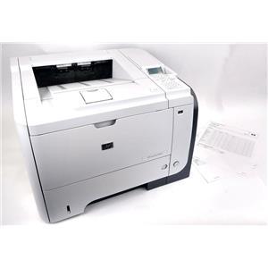 HP LaserJet Enterprise P3015 Workgroup Laser Printer - Page Count 20K - WORKING